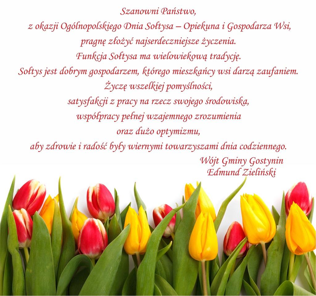 11 marca Ogólnopolski Dzień Sołtysa