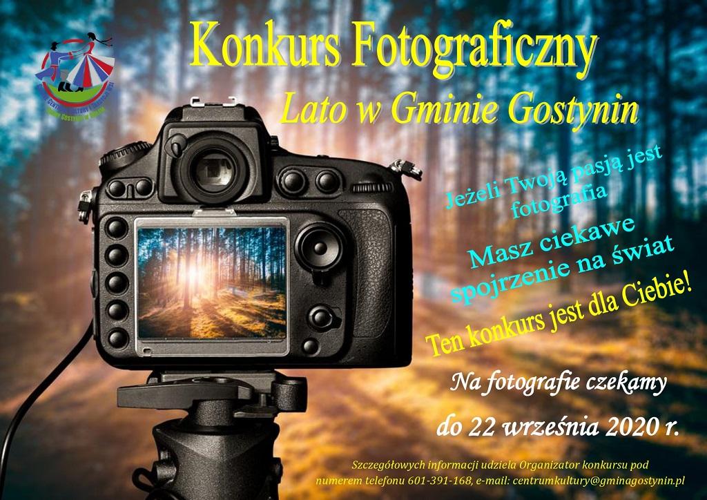 Konkurs Fotograficzny pn.