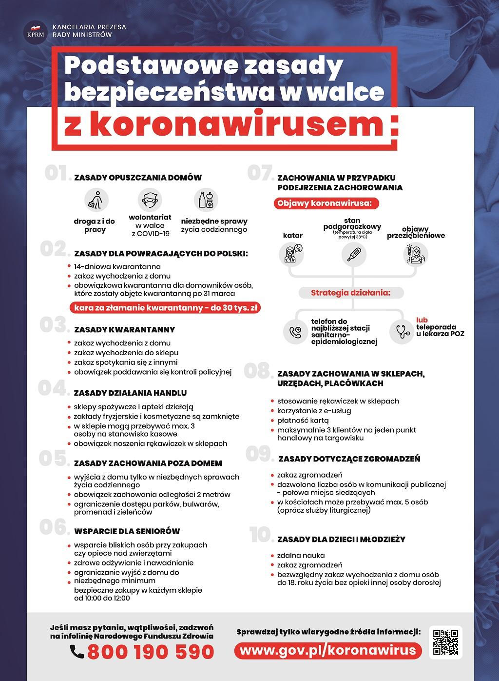 Plakat_11_Podstawowe_zasady_bezpieczeństwajpg